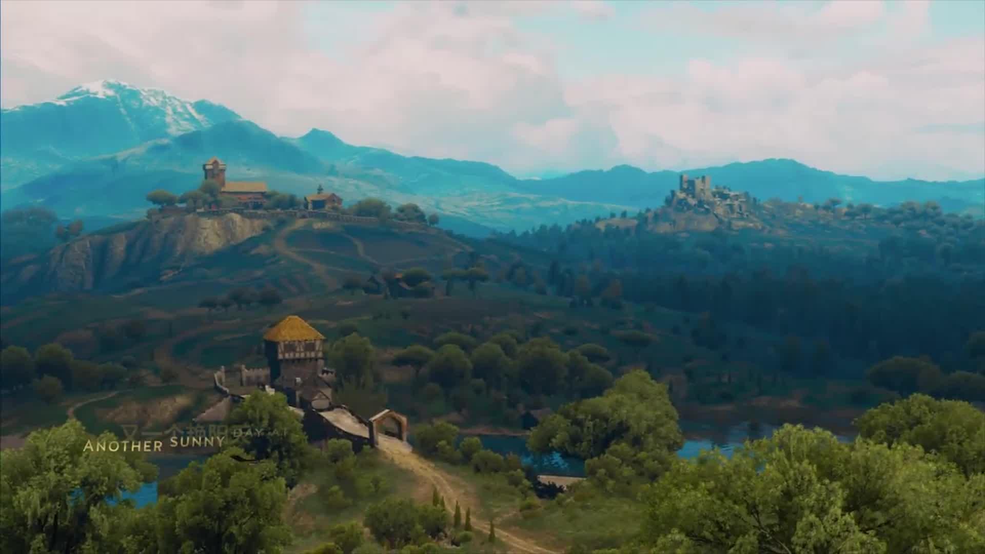 《巫师》系列游戏十周年