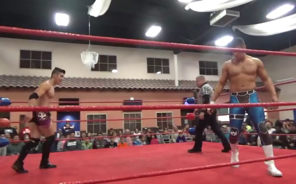Cody vs Sammy Guevara